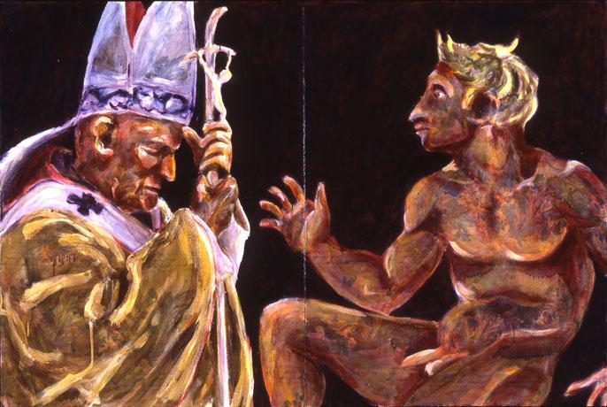 pope & adam